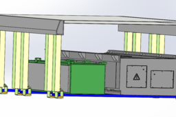 Redesign the Structural Support of the Metropolis Metro Underframe