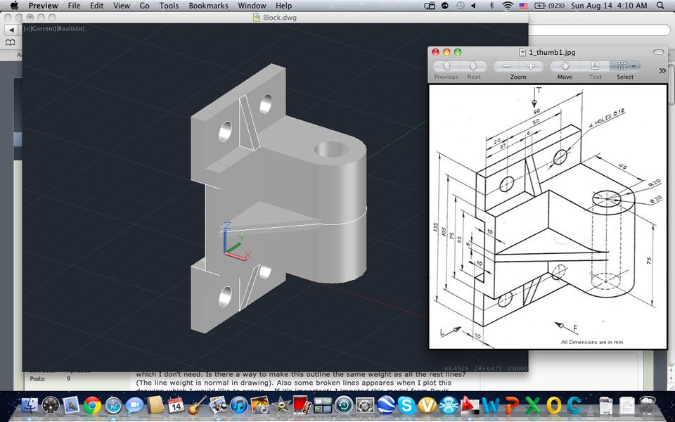 Door Hinge | 3D CAD Model Library | GrabCAD
