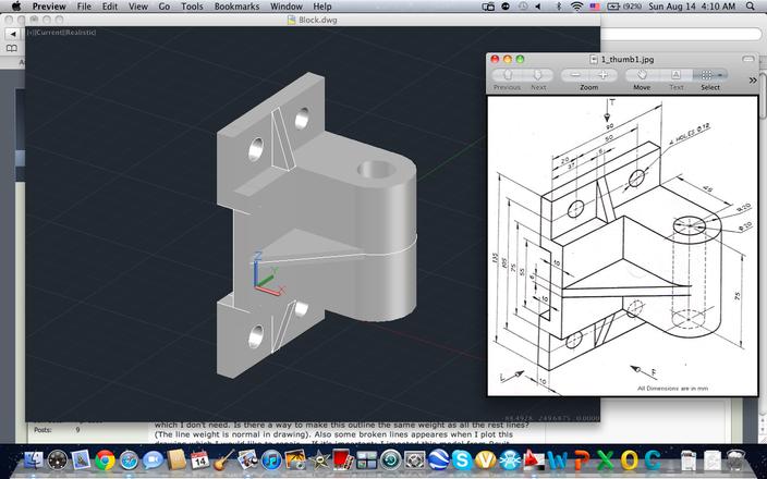 Drawing Lines In Autocad Using Bearings : Door hinge autocad d cad model grabcad