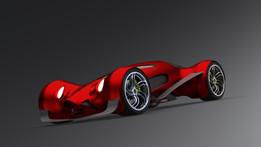 Ferrari Concept eF