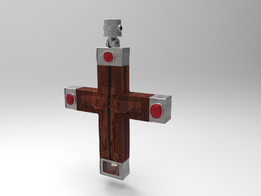 XIII jesus christ cross