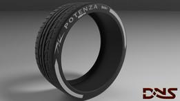 Tyre POTENZA