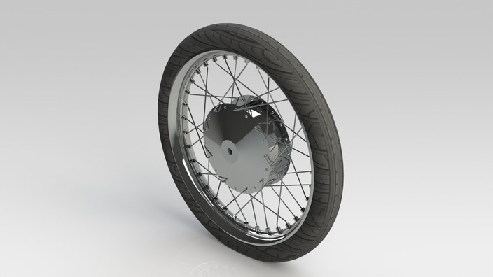 Lloyd Front Wheel