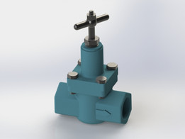 "1.0"" Parker Refrigeration Valves"