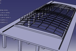Movable roof, new version