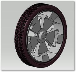 wheel drift trike