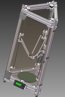 Kossel 3D Printer V2