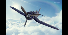 Vought F4U1 Corsair