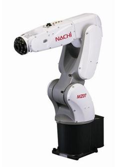 Nachi Robotics MZ07 & MZ07L 6-axis industrial robot