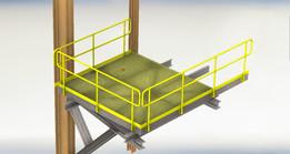 Access Platform for Maintenance