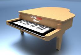 iGrand Piano Case for iPad