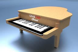 iGrand Piano Case for iPad