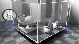 Portal - Starting Room