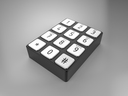 Basic Keypad (12Key)