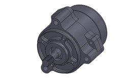 Magneti Marelli Moto Alternator SF A55