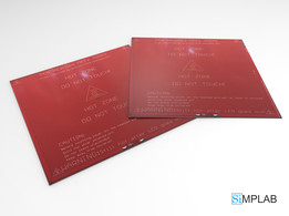PCB Heatbed MK2a 300x300