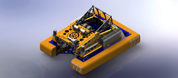FRC 772 - Stark - Demo Robot