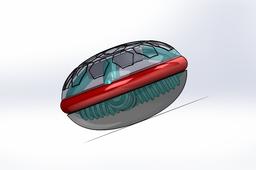 Advanced Lightweight Lunar gantry