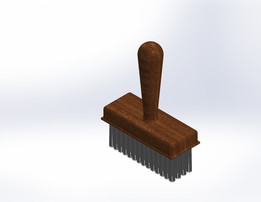 Grease Brush