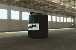 Polyethylene Tanks Type  5000L