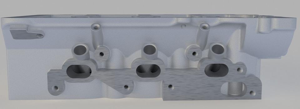 Chery SCR372 DOHC Engine (John Deere Gator 825i) | 3D