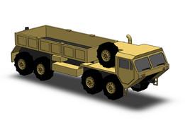 Hemtt M 977 Short Truck
