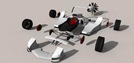 PropFan Concept car