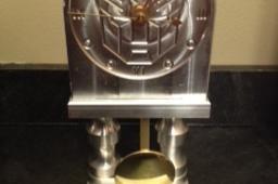 Autobot Clock