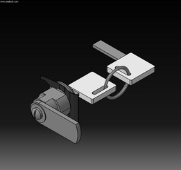 Lock with Key