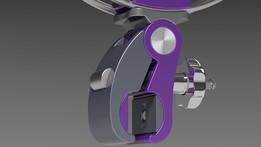 RodHolder clamp V2