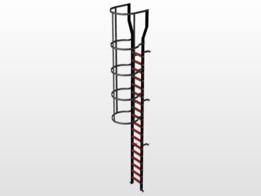 'Steam Heated' ladder