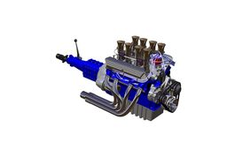 engine ford 427