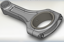 Connecting Rod Cast