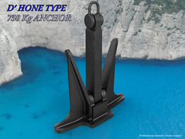 anchor - Recent models | 3D CAD Model Collection | GrabCAD