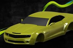 2010 Camaro Body