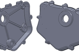 Gearbox Casing Cover