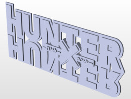 Hunter x Hunter logo