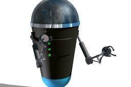 Psychic Robot Sidekick