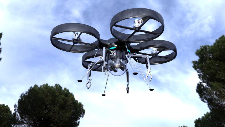 Big Rc Quadcopter