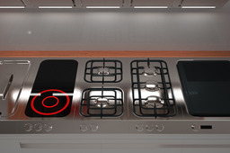 cooktop modules