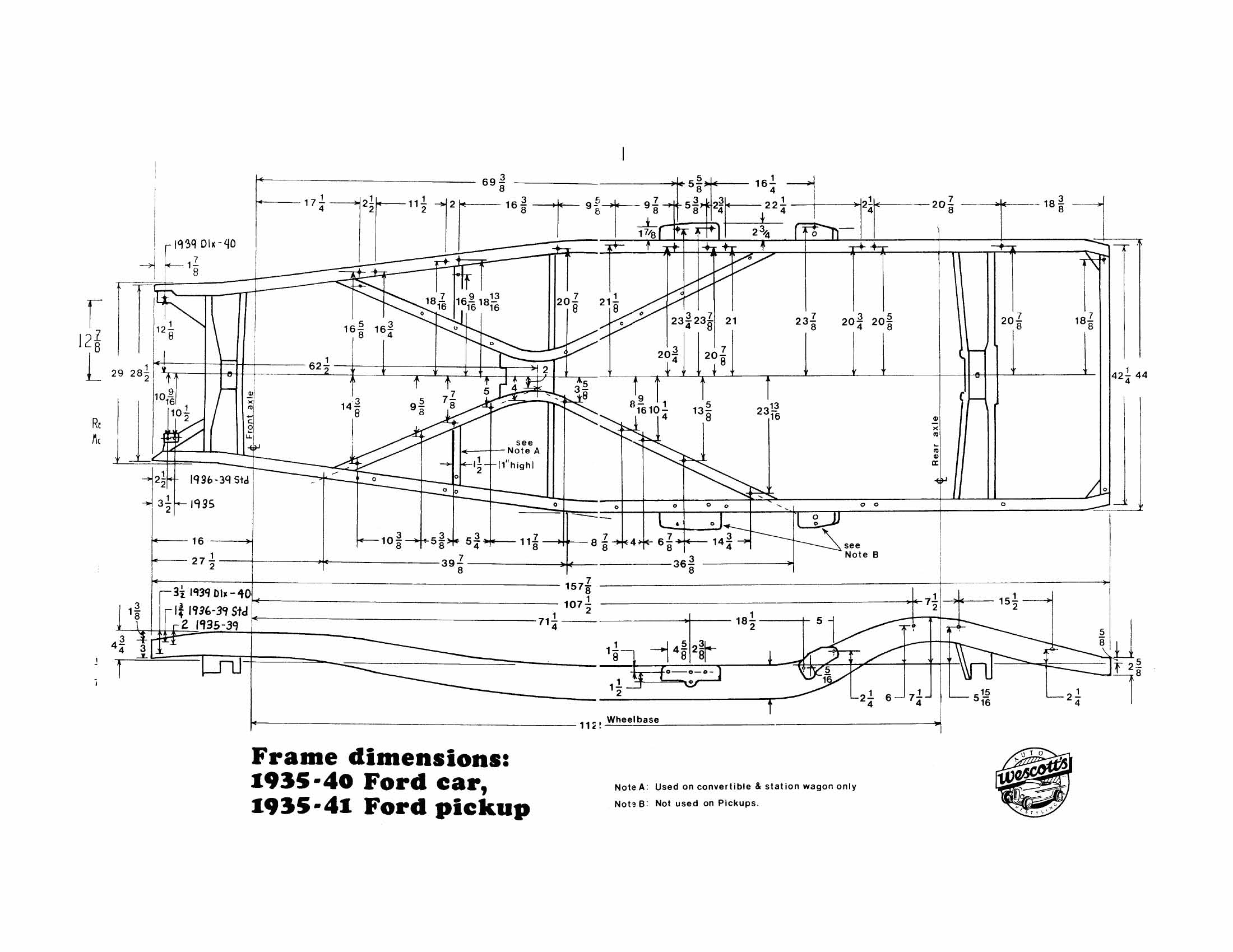 1941 Chevy Special Deluxe Wiring Diagram likewise 979038 48 50 F1 Front Axle Location as well Carburetors likewise 127qi 1946 Ford 6v Positive Ground 12v Ton Wire Diagram additionally 1957 Cadillac Brougham Doors Wiring Diagrams. on 1946 chevy wiring diagram