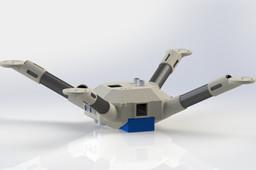 Quadcopter V2 - Fully 3D'Printable