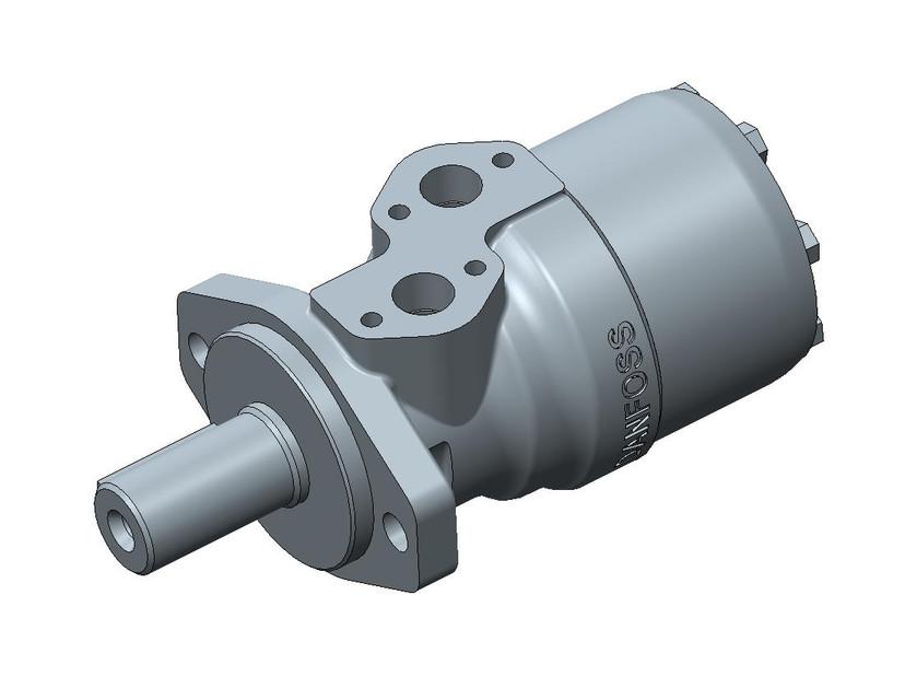 Hydraulic Motor Sauer Danfoss Omr 250 D32 151 0247 Step