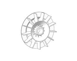 Helice Motor Eletrico Kolhback - NOVA