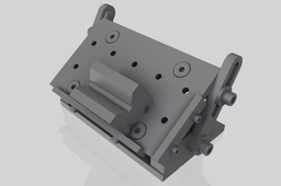 Adjustable Angle Plate and V Block