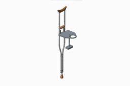 Crutch accessory