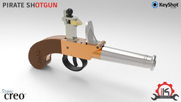 Pirate Shot Gun