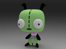 GIR puppy suit
