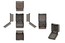 Quadro Comando 300 x 300 x 193 / Control Board