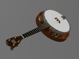 Banjo Tenor Short scale